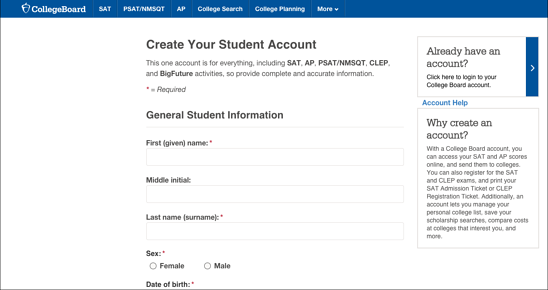 How Many User Accounts Does it Take to Apply to College?