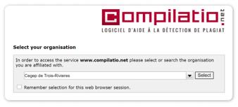 compilatio_login