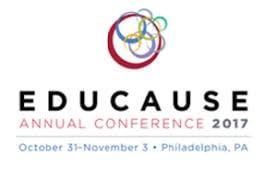 EDUCAUSE 2017 Logo