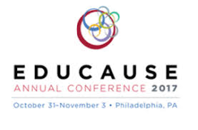 EDUCAUSE 2017 Logo